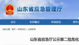 罚款近100万!山东省69家危化企业被立案处罚!