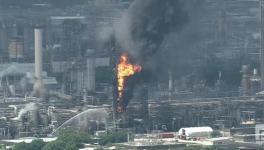突发!66人受伤,又一化工厂发生爆炸!